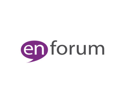 Logo, logotype enforum